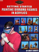 Getting Started Painting Diorama Figures in Acrylics