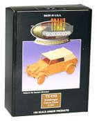 Trakz Kubelwagen Canvas Cover