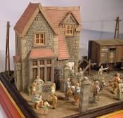 The Final Farewell (Holocaust Diorama)
