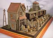Final Farewell (Holocaust Diorama)