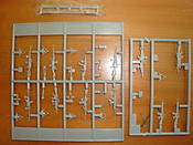 secondary sprues