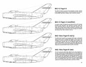MiG-15_Walkaround_Versions