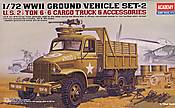 Academy 1/72 2 1/2 ton truck.