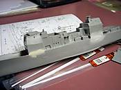 Mother's USS Ticonderoga CG-47 (in progress) 001