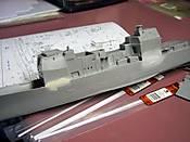 Mother's USS Ticonderoga CG-47 (in progress) 001