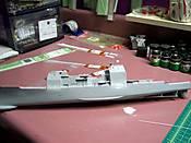 Mother's USS Ticonderoga CG-47 (in progress) 005