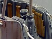 Andrea Miniatures 1/32 Type VII-C U-boat -029