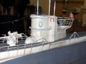 Andrea Miniatures 1/32 Type VII-C U-boat -033