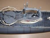 Andrea Miniatures 1/32 Type VII-C U-boat -034