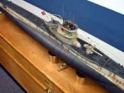 Andrea Miniatures 1/32 Type VII-C U-boat -040