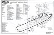 Instructions JAG Forrest Sherman A3-1