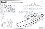 Instructions JAG Forrest Sherman A3-2
