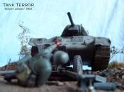 diorama Tank Terror