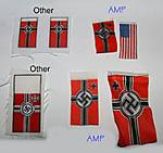Compare AMP fabric flags to others: