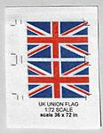 AMP UK test Flag: Union Jack Breadth 4