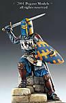 54-076 Italian Knight end of XIII c.