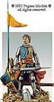 54-098 Central Italian Knight. 1290-1320