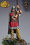 54-133 Celtic standard-bearer, 1st century BC