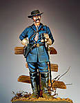 54-170 Brigadier General John Buford, 1st U.S. Cavalry Division
