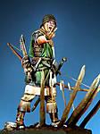 54-183 English Archer, 1346-1356