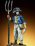 54-220 French Revolution, Sans Culotte