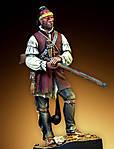 54-223 Onondaga warrior