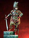 "75-022 Renaissance Knight in "" Roman Armour"" , XV century"
