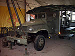 GMC 2,5 ton truck with workshop
