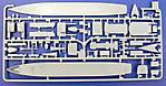 Sprue A : Hull & Superstructure