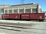 Nevada Northern Railway Museum: Rolling Stock