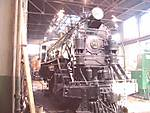 Nevada Northern Railway Museum: Steam Locomotives, 1909 Alco 2-8-0 No.93, 1