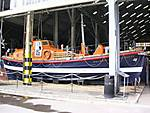 RNLB 1. North Foreland, a Watson twin-screw lifeboat from 1951 stationed at