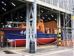 RNLB 2. 44-001 Waveney class of 1964, this boat was never named. It was bui