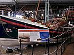 RNLB 3. Grace Darling, a Liverpool twin-screw 1954 lifeboat. Stationed at N