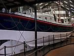 RNLB 4.ST CYBI, a Barnett twin-screw lifeboat 1950. Stationed at Holyhead a