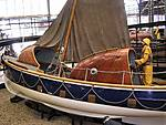 RNLB 6. Helen Blake, Motor harbour lifeboat 1938, the only one of its kind.