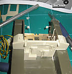 M4A4 Engine Bay