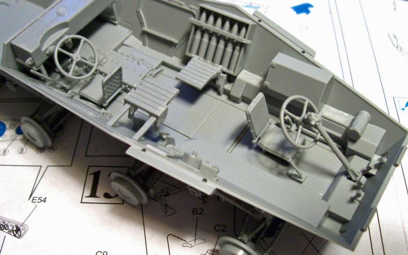 Sdkfz 234 Running Gear