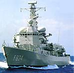 The Karel Doorman class M-Frigates are equipped for anti-submarine and surf