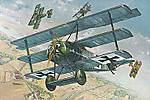 1/32  Fokker F.I Roden kit #605