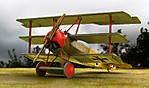 1/32  Fokker Dr.I Roden kit #601