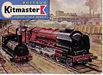 Kitmaster trains brochure front