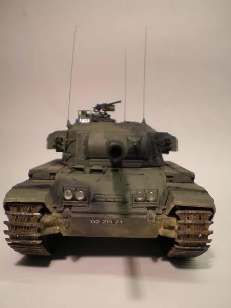MVisser - Centurion Mk-6 NATO