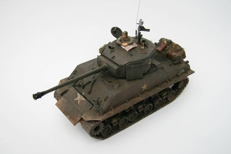 M4A3 HVSS 76w Sherman MVisser