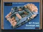 Legend M7 Priest stowage Set