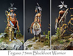Pegaso Blackfoot Warrior