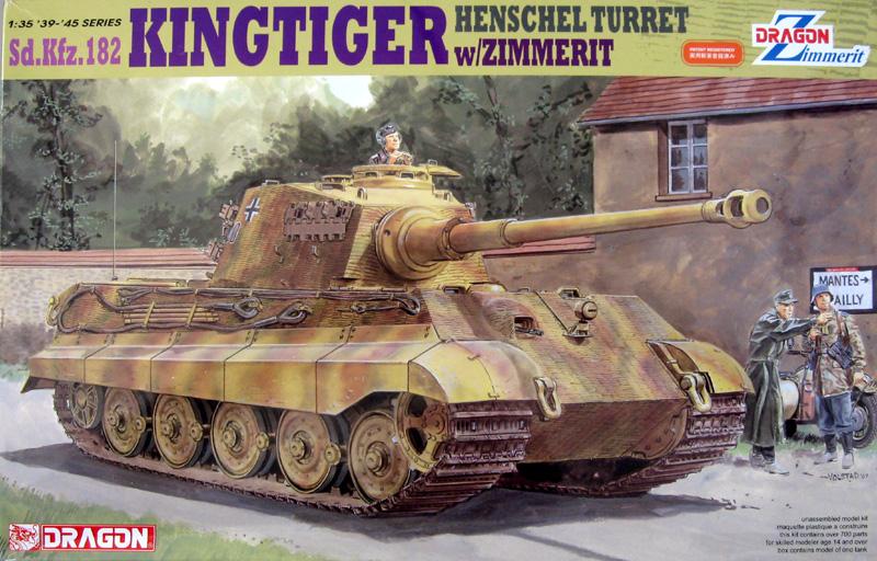 1er dio: King tiger King_Tiger_zimmerit_01