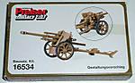 10.5cm LeFH 18/40 Howitzer