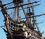 HMS Victory, 1