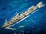 Wildspear DD797 USS Cushing